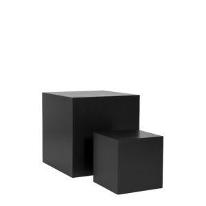 Black Plinth 30cm or 50cm
