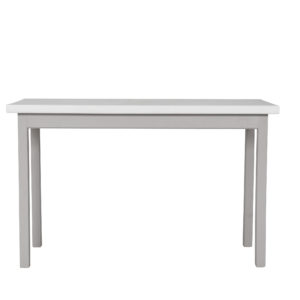 Kate – Singing Table – White and Grey