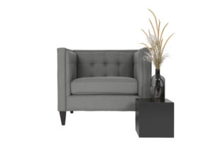 Mr Grey Armchair $200 v2