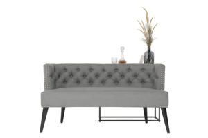 Mr Grey Love Seat $250 v1