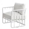Armchair - White Coastal